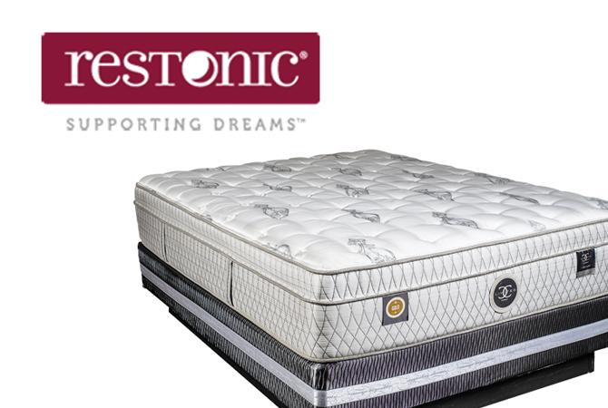 restonic mattresses